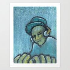 composer Art Print