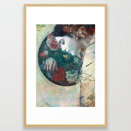 Frigiliana, an ode to Spain Framed Art Print