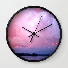 Fabulous Sky Wall Clock