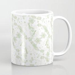 Road Trip Green Coffee Mug