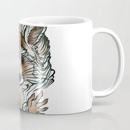 Raccoon Tea Coffee Mug