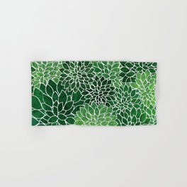 Floral Abstract 23 Hand & Bath Towel