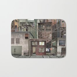 Home is where your heart is. Bath Mat