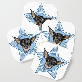 Adopt (Blue) Coaster