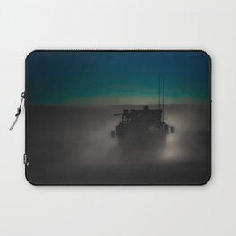 Heading off to a night mission.  Laptop Sleeve