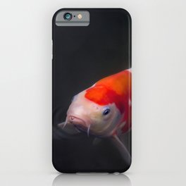 Koi Fish #3 iPhone Case