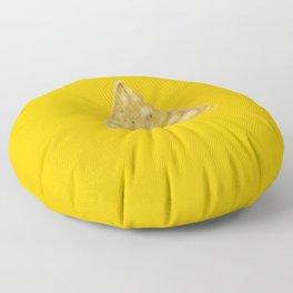 Tortilla Chip Floor Pillow