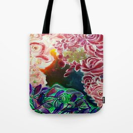 Ode To Creation Tote Bag