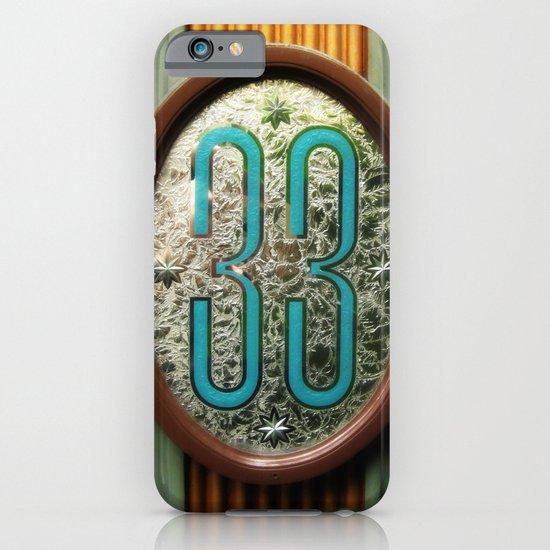 Club 33 iPhone & iPod Case