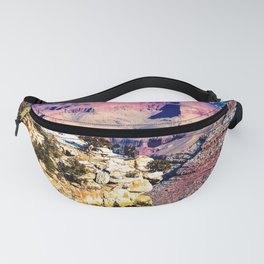 Desert view at Grand Canyon national park, USA Fanny Pack