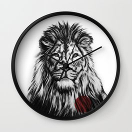 I Am With You Wall Clock