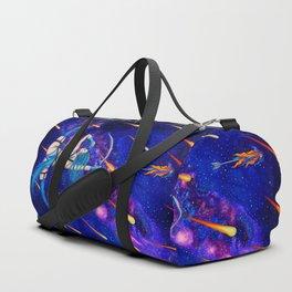 Pole Stars - SAGITTARIUS Duffle Bag