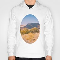 dune Hoodies featuring Autumn Sand Dune by Jessica Torres Photography