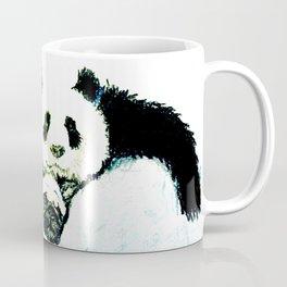 Pug and Panda after food Coffee Mug