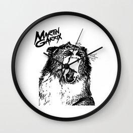 Animals- Martin Garrix Wall Clock