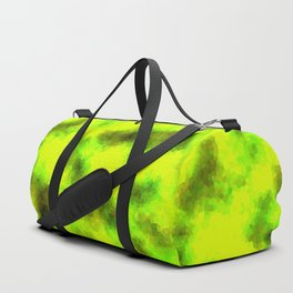 Stained Glass Camo -- BioHazard Duffle Bag