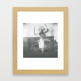 Finally Free Framed Art Print