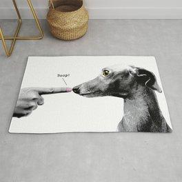 Boop! Italian Greyhound Rug