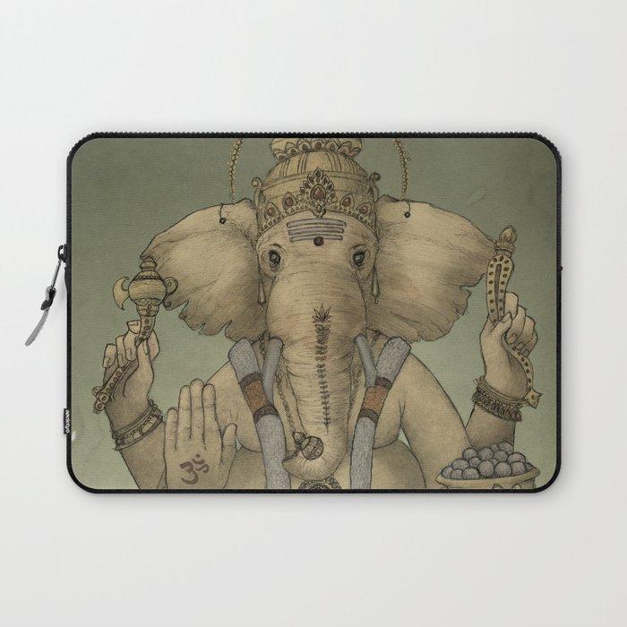 Ganesha Laptop Sleeve