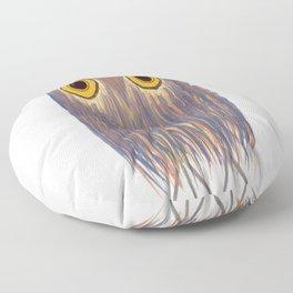 The Odd Owl Floor Pillow