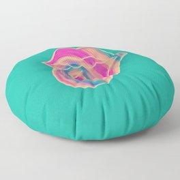 Stones Green Floor Pillow