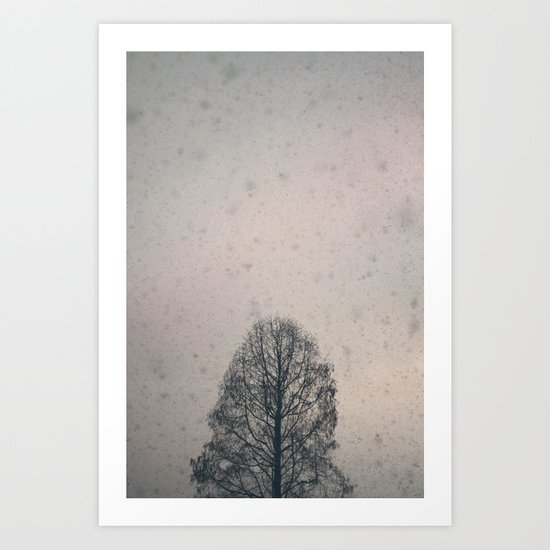 winter redux Art Print