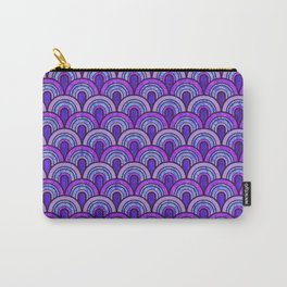 60's Patterns 2 Carry-All Pouch