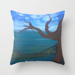Switch-A-Roo Throw Pillow