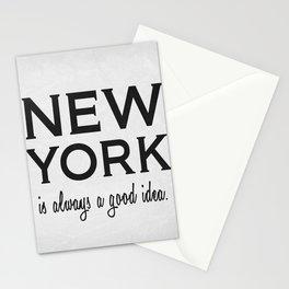 New York 01 Stationery Cards