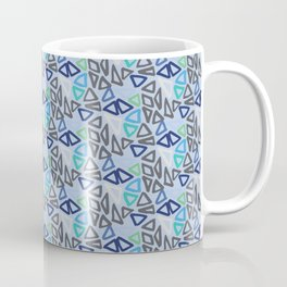 These Triangles abide Coffee Mug