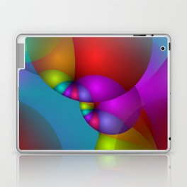 3D abstraction -14- Laptop & iPad Skin