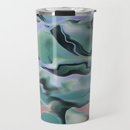 Waves In Harmony Travel Mug
