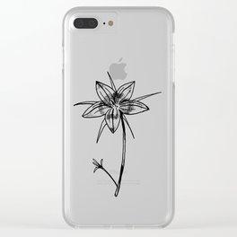 Legousia Clear iPhone Case