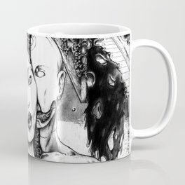 Random Collisions Of Pasts Through Paths Of Desire Coffee Mug