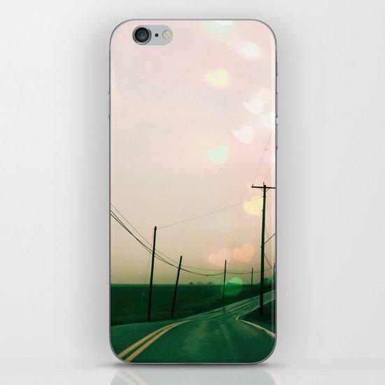 Be Adventurous  iPhone & iPod Skin
