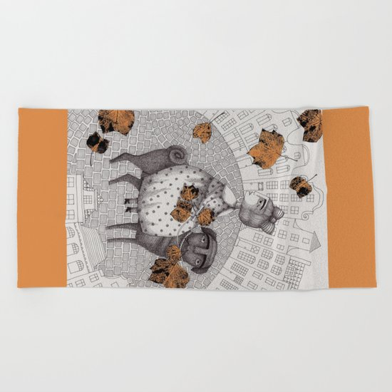The Collectors Beach Towel