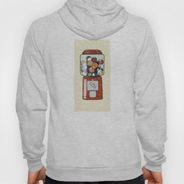 Billiard Gumball Machine Hoody
