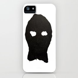 Mask iPhone Case