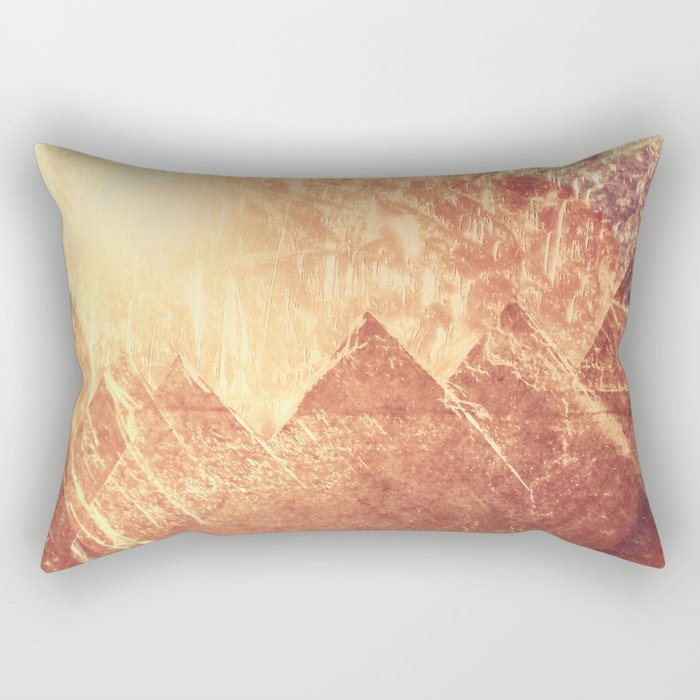 Majestics Will Rise Rectangular Pillow