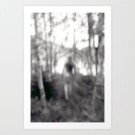Mystic Nude Art Print