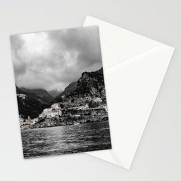 Dark Coast Stationery Cards