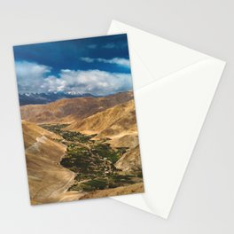 Mountains and Sky Stationery Cards
