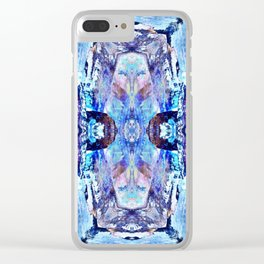 Pod of Worlds Clear iPhone Case