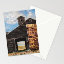 Grain Elevator and Koda Stationery Cards