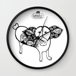 Pirulita Wall Clock