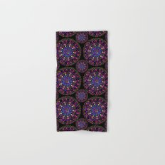 Stained glass Hand & Bath Towel