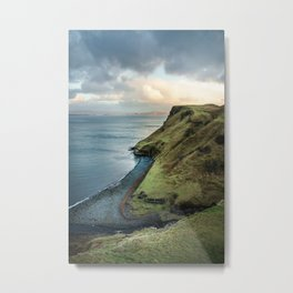 BAY - BEACH - BODY - OF - WATER Metal Print