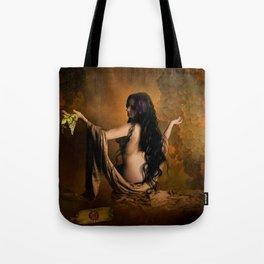 VINE IN BLOSSOM Tote Bag