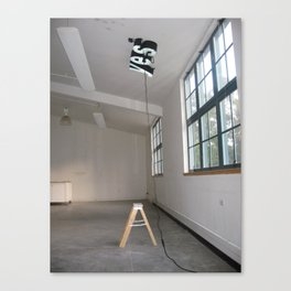 Yes, for Yoko Ono 2 Canvas Print