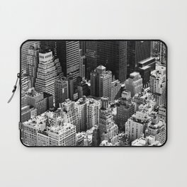 Manhattan Skyline Laptop Sleeve